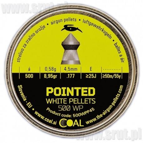 Śrut Coal Pointed 4,5 mm 500 szt