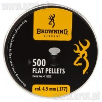 Śrut Browning Flat 4,5 mm 500 szt.