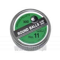 Kulka ołowiana 4,5 mm Round Balls