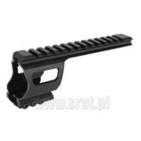 Obejma do Walther PPQ z szyną 22 mm