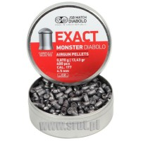 ŚRUT JSB EXACT MONSTER 4.52 mm