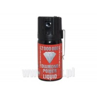 Gaz pieprzowy Diamond Power Liquid Cone 40 ml