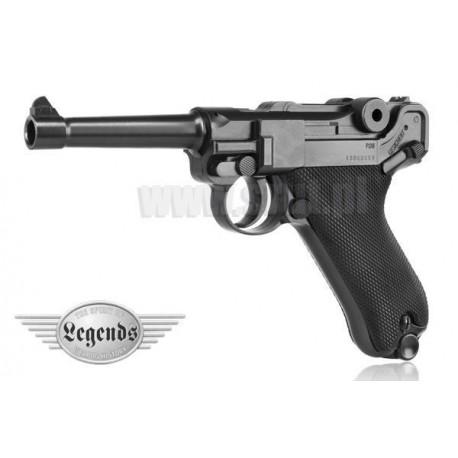 UMAREX Legends P.08 Wiatrówka - Pistole