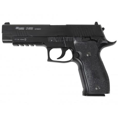 Wiatrówka Sig Sauer P226 X-Five BlowBack 4,5 mm