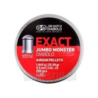 Diabolo JSB JUMBO EXACT MONSTER k.5.52