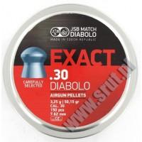 Śrut Diabolo JSB Exact 150szt kal.7,62mm 3,25g