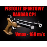 Wiatrówka-pistolet Kandar CP1