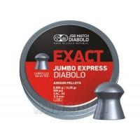 Śrut JSB Exact Jumbo Express 5,52 mm 500 sztuk