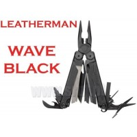 Multitool Leatherman Wave New Black