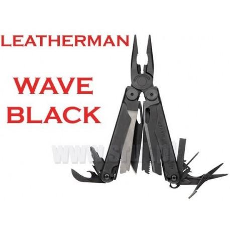 Multitool Leatherman Wave New Black