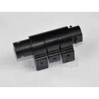 Laser z bocznym włącznikiem 22 mm