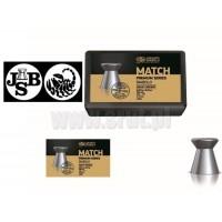 Śrut JSB Match Premium Heavy 4,49 mm 200 sztuk