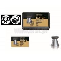 Śrut JSB Match Premium Middle 4,49 mm 200 sztuk