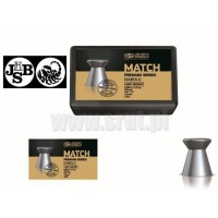 Śrut JSB Match Premium Light 4,50 mm 200 sztuk