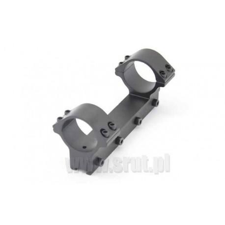 Montaż jednoczęściowy 11 mm tubus 30 mm średni