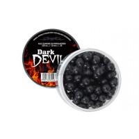 Kule gumowe Dark Devils do rewolwerów 10 mm 100 szt.