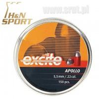 H&N Excite APOLLO 5,5 mm 150 sztuk