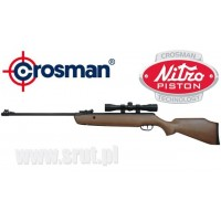 Crosman Vantage Nitro Piston 4,5 mm z lunetą Center Point 4x32