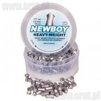 Śrut NEWBOY HEAVY-WEIGHT 4,5 mm 150 sztuk