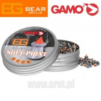 Śrut Gamo Bear Grylls SOFT POINT 4,5 mm