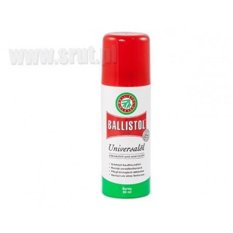 KLEVER BALLISTOL Spray Olej do pielęgnacji broni 50 ml