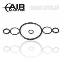 Uszczelki do karabinka AirMaster Puncher PCP 4,5 mm