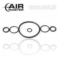 Uszczelki do karabinka AirMaster Puncher PCP 5,5 mm