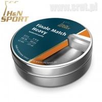 Śrut H&N Finale Match Heavy 4,49 mm 500 sztuk