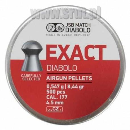JSB Śrut Diabolo EXACT kal. 4.51 mm