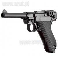 Wiatrówka pistolet GSG Luger P.08 Blow Back