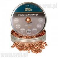 Śrut BB H&N Prazisions-Rundkugel 4,45 mm