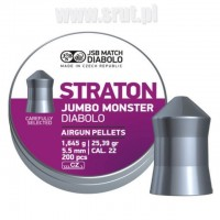 Exact Jumbo Monster Straton 5,51 mm