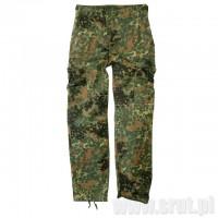 Spodnie Mil-Tec US Ranger BDU Flecktarn