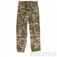 Spodnie Mil-Tec US Ranger BDU MultiCam
