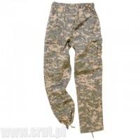 Spodnie Mil-Tec US Ranger BDU AT-DIGITAL