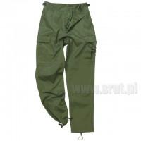 Spodnie Mil-Tec US Ranger BDU Olive