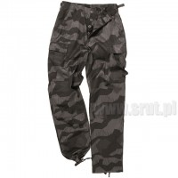 Spodnie Mil-Tec US Ranger BDU SPLINTERNIGHT