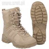 Buty taktyczne Mil-Tec Combat II Generacji Khaki