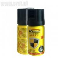 Gaz obronny pieprzowy RSONIC K.O. - Fog 40 ml