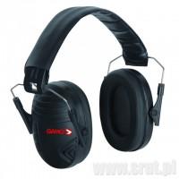 Elektroniczne ochronniki słuchu Gamo - czarne