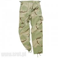 Spodnie Mil-Tec US Ranger BDU DESERT