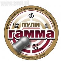 Śrut Kvintor Gamma kal. 4,5mm 300 szt.