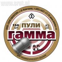 Śrut Kvintor Gamma kal. 4,5mm 150 szt.