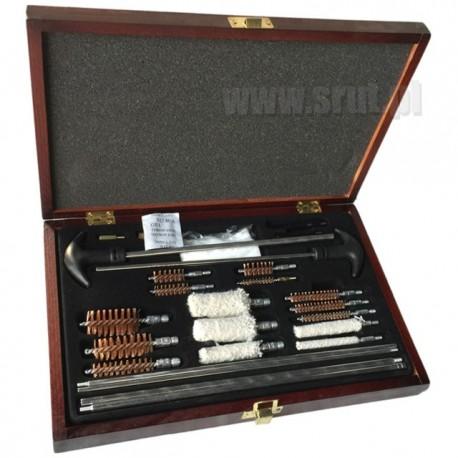 Wycior do broni, zestaw 26 elementów kal. 4,5 5,5 mm - 12 GA