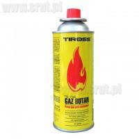 Kartusz gazowy Tiross 400 ml