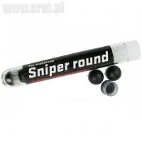 Pociski precyzyjne RAM Sniper round .50 - 9 szt.