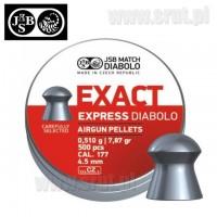 JSB Exact Express kal. 4,51 mm 500 sztuk