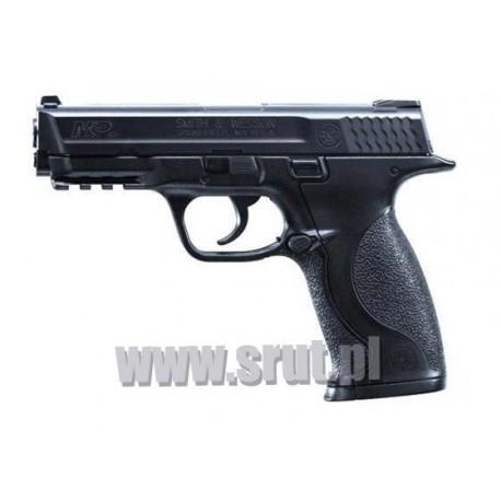 Smith&Wesson M&P (Military & Police) Czarny Wiatrówka - Pistolet