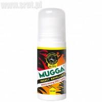 Środek na owady Mugga (DEET 50%) 50 ml, kulka