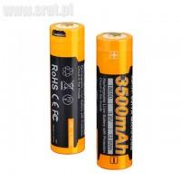 Akumulator Fenix 18650 3500 mAh 3,6V